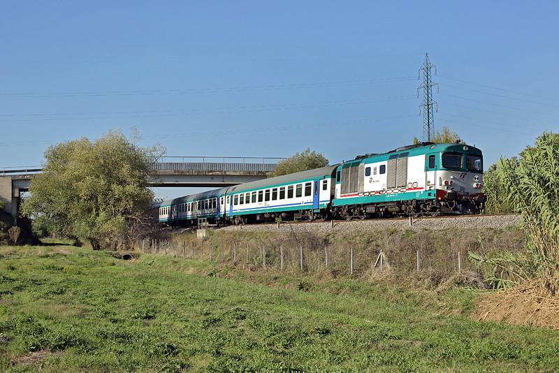 D445-1067 Castelfiorentino 24/9/2013<br /> R11772 1618 Siena-Firenze SMN