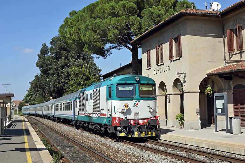 D445-1014 Certaldo 24/9/2013<br /> R11769 1310 Firenze SMN-Siena