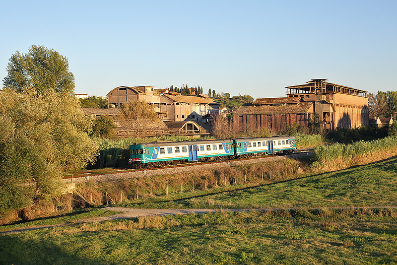 ALn668-3146 Castelfiorentino 24/9/2013<br /> R11794 1741 Siena-Empoli