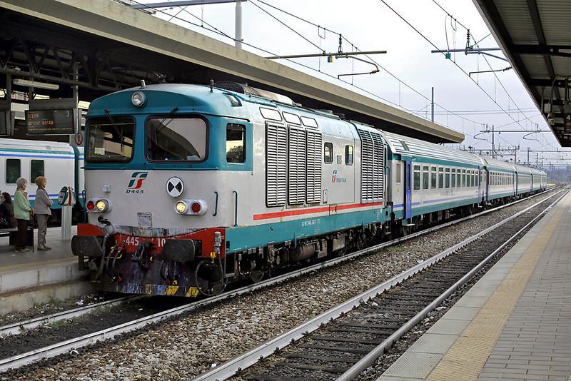 D445-1067 Empoli 24/9/2013<br /> R11755 0810 Firenze SMN-Siena