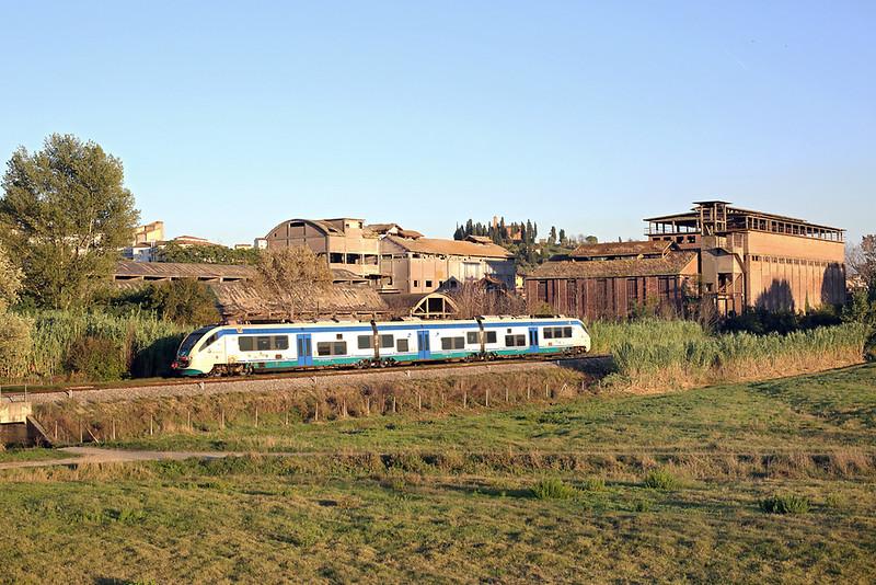 501-014 Castelfiorentino 24/9/2013<br /> R11775 1808 Empoli-Siena