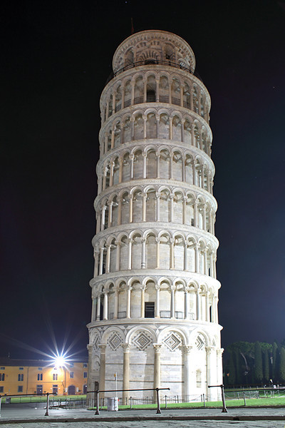 Campanile (Leaning Tower), Pisa, Italy 24/9/2013