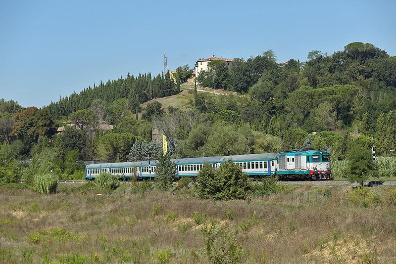 D445-1067 Basseto 24/9/2013<br /> R11768 1218 Siena-Firenze SMN