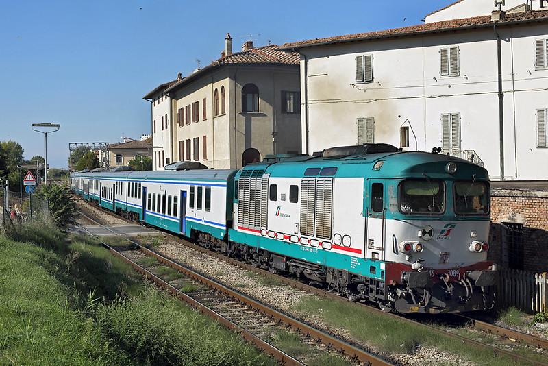 D445-1089 Castelfiorentino 24/9/2013<br /> R11779 1510 Firenze SMN-Siena