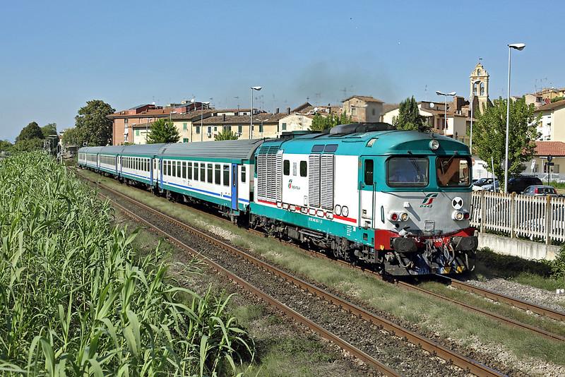 D445-1067 Castelfiorentino 24/9/2013<br /> R3033 1410 Firenze SMN-Siena