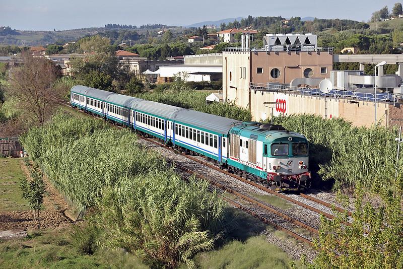 D445-1132 Castelfiorentino 24/9/2013<br /> R11751 1610 Firenze SMN-Siena