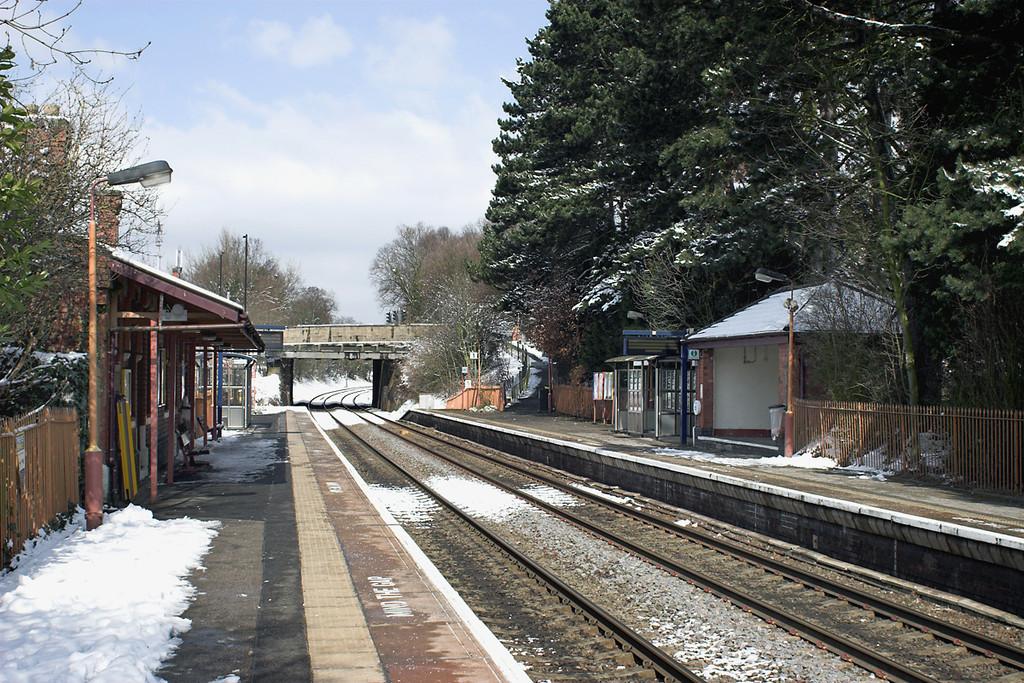 Yardley Wood 25/3/2013