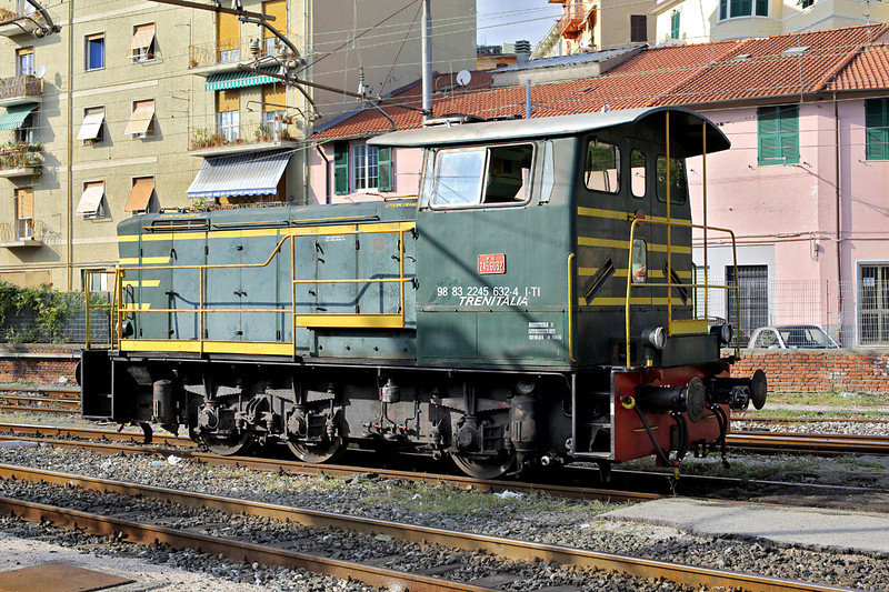 D245-6032 La Spezia Centrale 26/9/2013