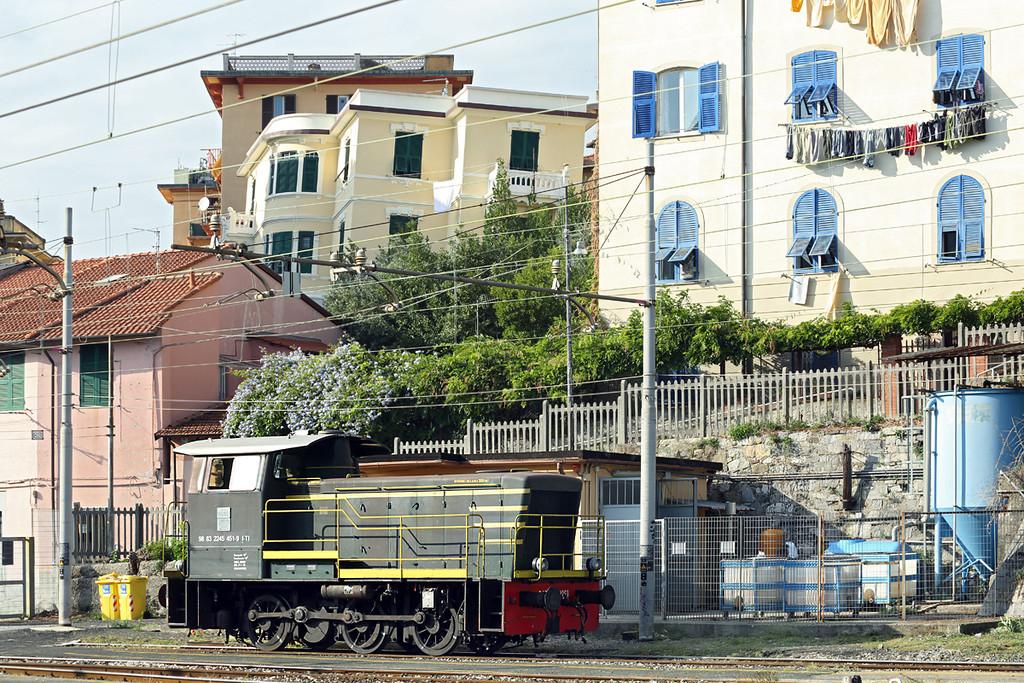 D245-2251 La Spezia Centrale 26/9/2013