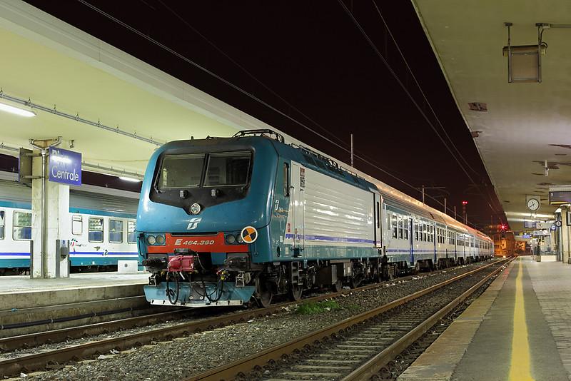 E464-360 Pisa Centrale 26/9/2013