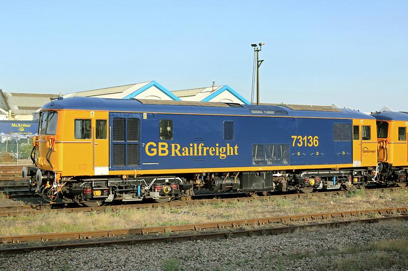 73136 Eastleigh 27/8/2013
