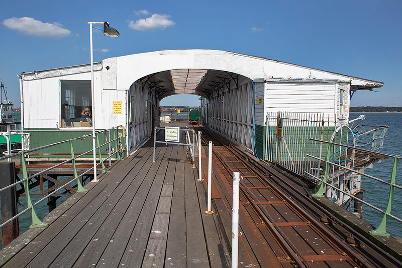 Hythe Pier Head Station 27/8/2013