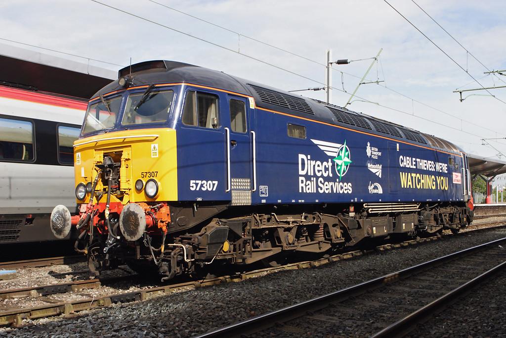 57307 Crewe 28/7/2013