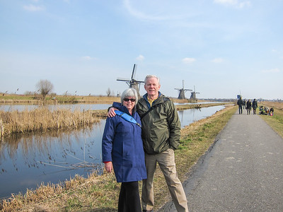 2013 - Florida, Leiden, Netherlands, River Cruise, Chicago & Pacific NW