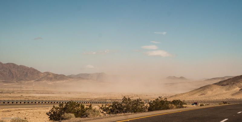 Sandstorm preview of Death Valley???