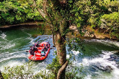Rafting Competion, Kaituna River