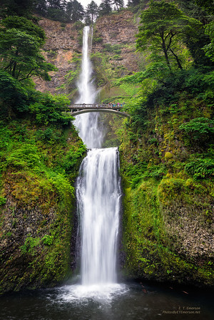 Multnomah Falls, OR