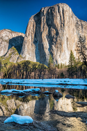 El Capitan Reflections