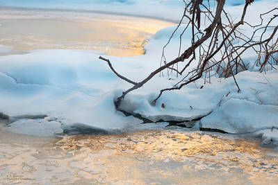 Reflections in the Ice