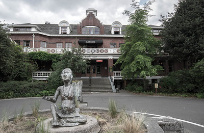 McMenamins' Edgefield in Troutdale, OR