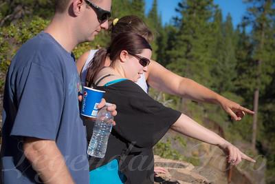 Desiree's First Waterfall