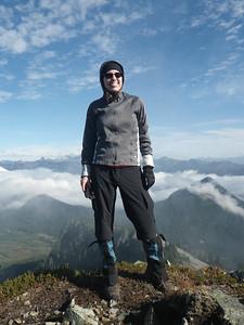 On top of Silver Peak