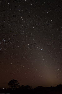 Zodiacal light