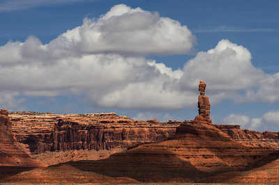 Spire in Valley of the Gods