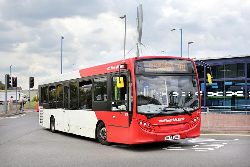 815 BX62SUA, Wednesbury 1/7/2014