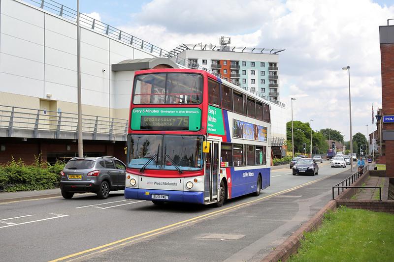 4265 BU51RWE, Wednesbury 1/7/2014