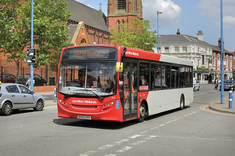 818 BX62SVU, West Bromwich 1/7/2014