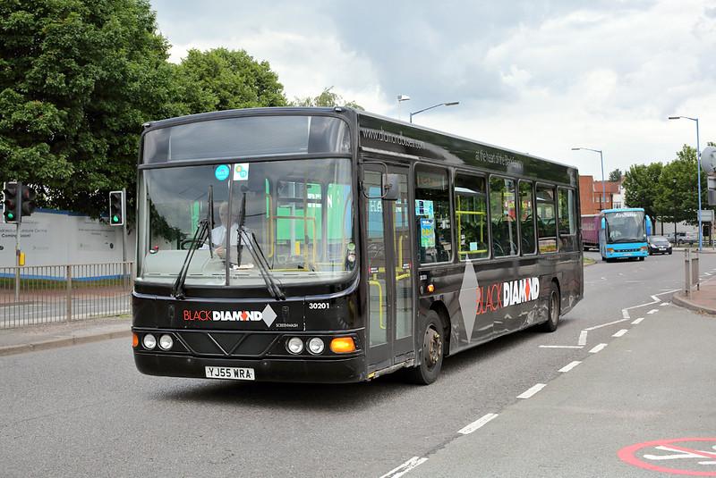 30201 YJ55WRA, Wednesbury 1/7/2014