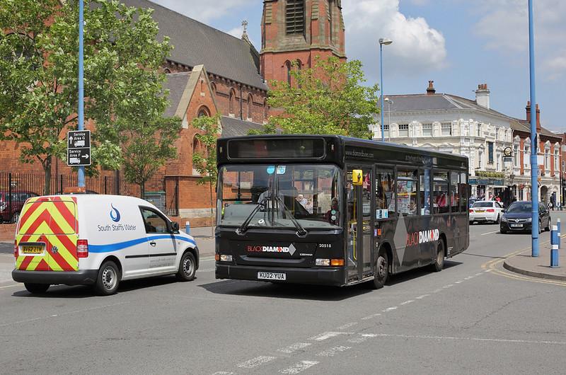 20518 KU02YUA, West Bromwich 1/7/2014