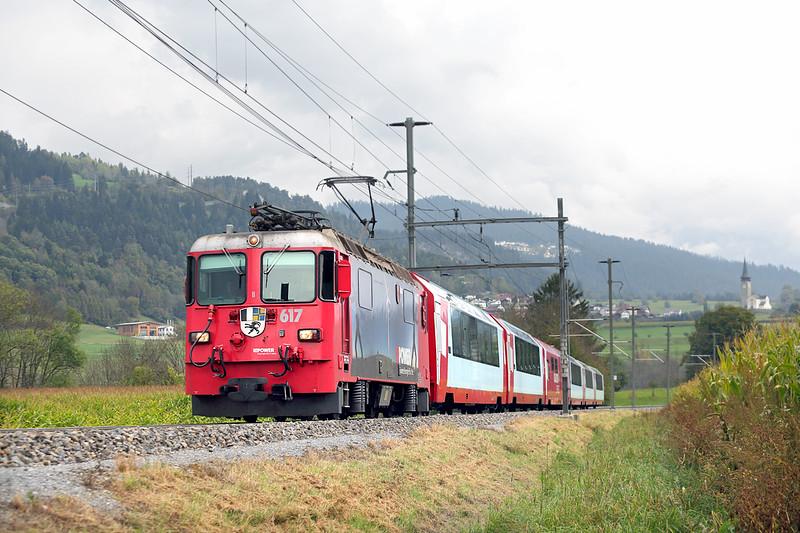 617 Castrich 1/10/2014<br /> D903 0902 St Moritz-Zermatt
