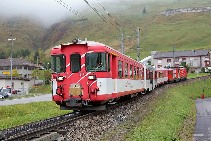 96 (on rear), Andermatt 1/10/2014