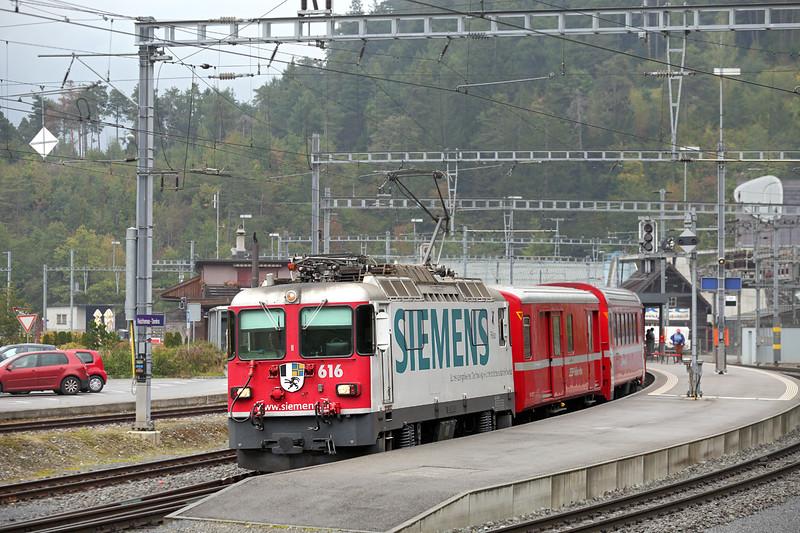 616 Reichenau-Tamins 1/10/2014
