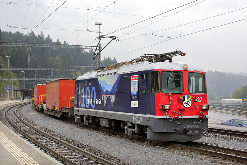 627 Reichenau-Tamins 1/10/2014