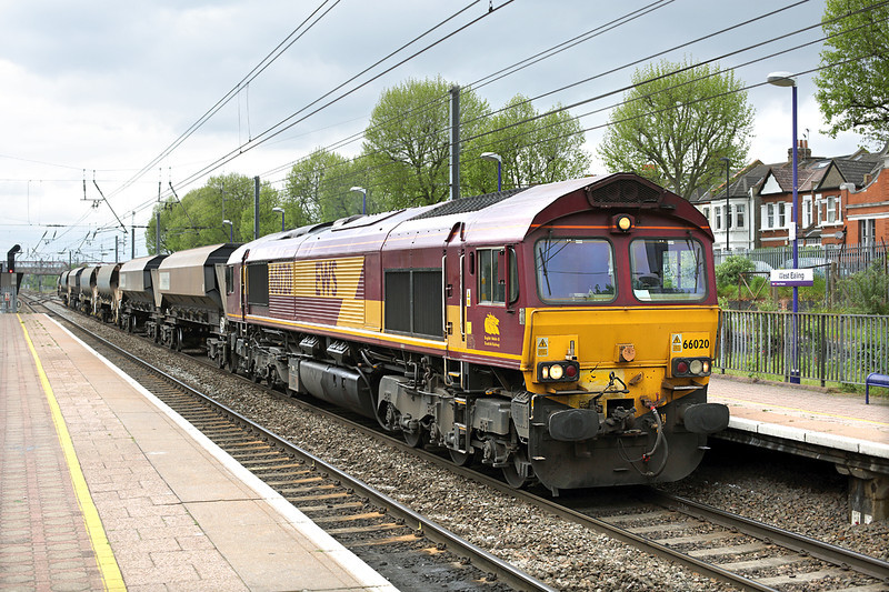 66020 West Ealing 2/5/2014<br /> 7O98 1209 Park Royal-Angerstein Wharf