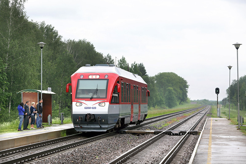 620M-020 Pakenē 2/6/2014<br /> M679 1722 Kena-Vilnius