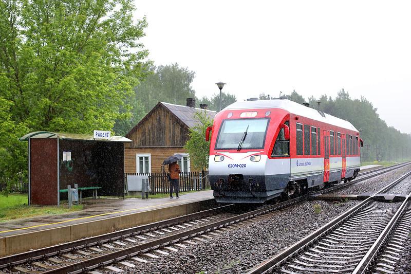 620M-020 Pakenē 2/6/2014<br /> M680 1627 Vilnius-Kena