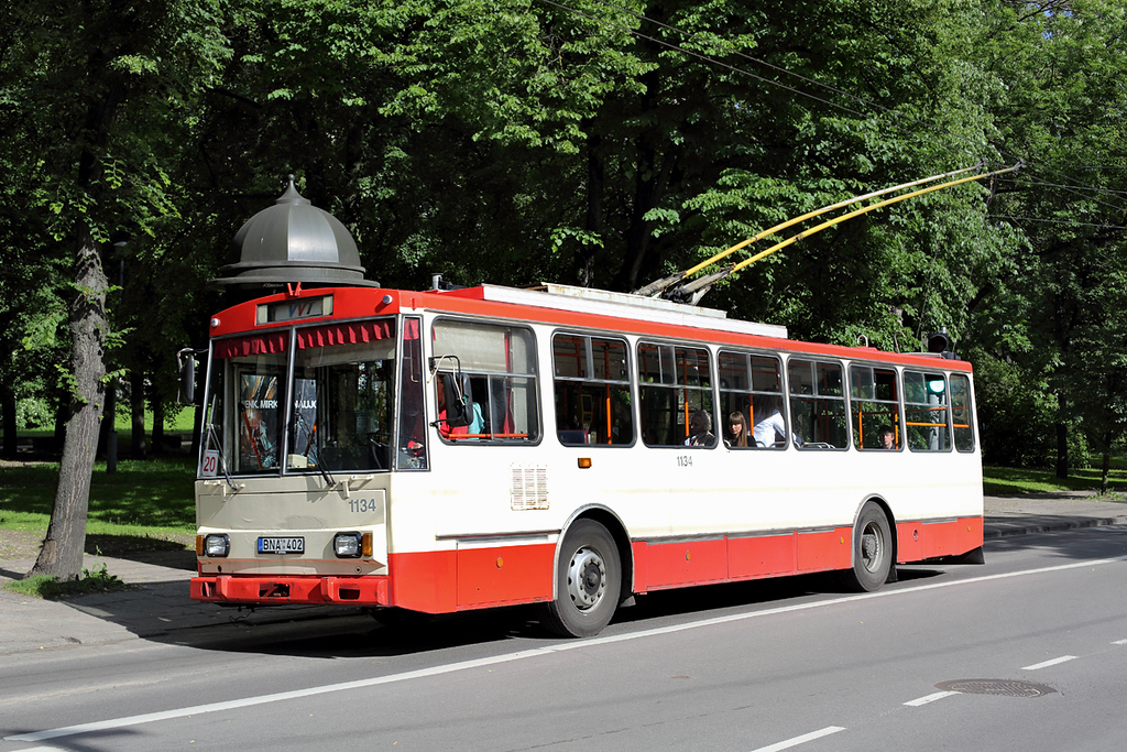 1134 BNA-402, Pylimo gatvė 3/6/2014