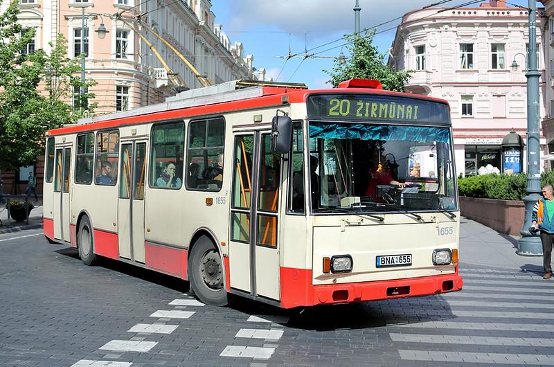1655 BNA-655, Gedimino prospektas 3/6/2014