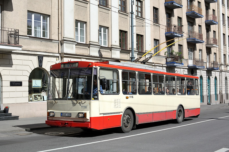 1116 BNA-488, Vilniaus gatvė 3/6/2014