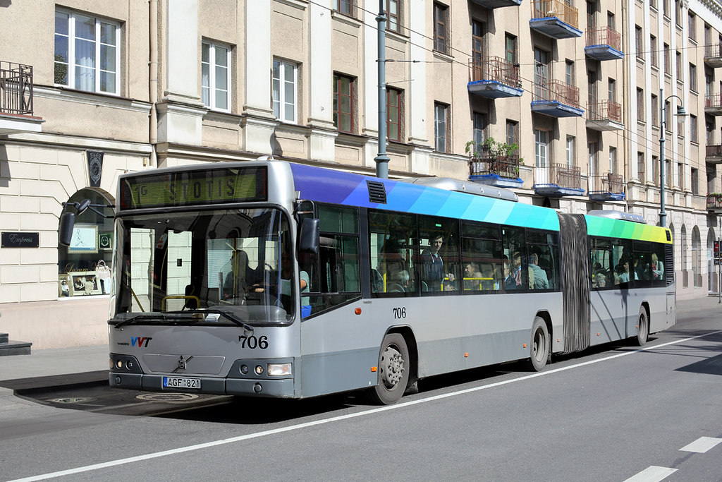706 AGF-821, Vilniaus gatvė 3/6/2014