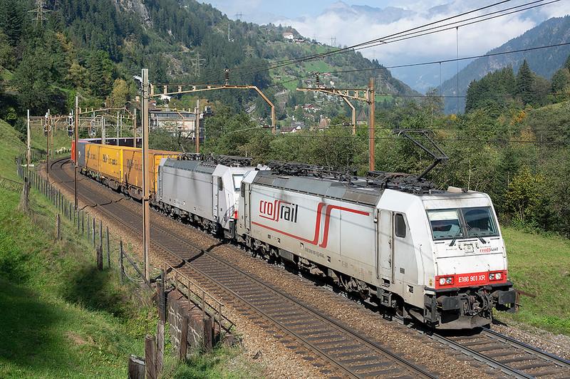186901 and 186909, Gurtnellen 3/10/2014