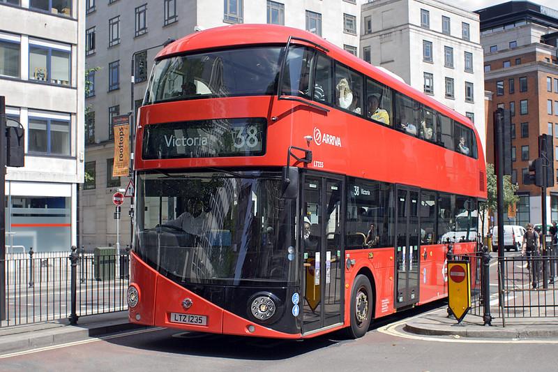 LT235 LTZ1235, Holborn 4/7/2014