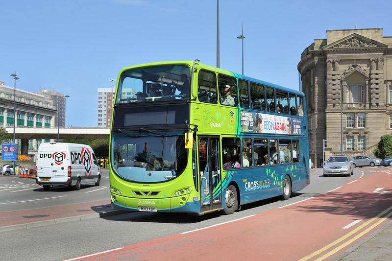 4518 MX13ADV, Liverpool 4/8/2014
