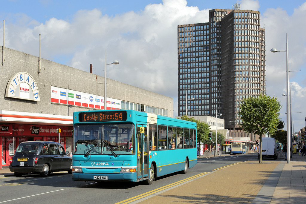 2226 X226ANC, Bootle 4/8/2014