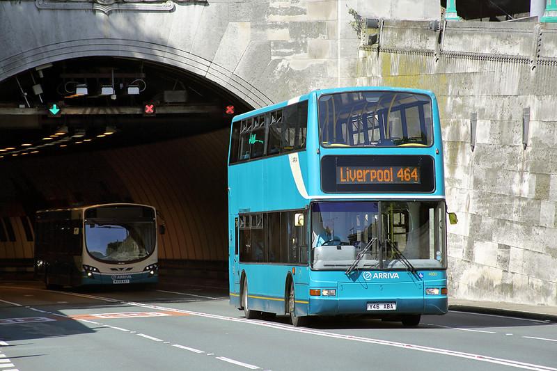 4000 Y46ABA, Liverpool 4/8/2014