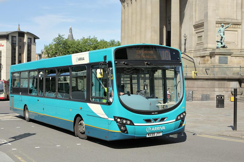 2984 MX59JYY, Liverpool 4/8/2014